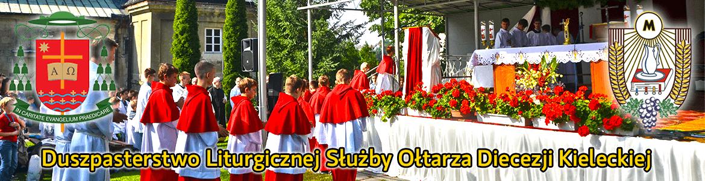 Duszpasterstwo Liturgicznej Służby Ołtarza Diecezji Kieleckiej